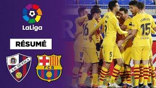 🇪🇸 Résumé : Un timide Barça fait le minimum contre Huesca
