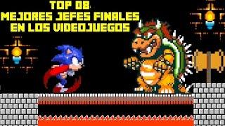 Top 08 Mejores Jefes Finales en los Videojuegos - Pepe el Mago