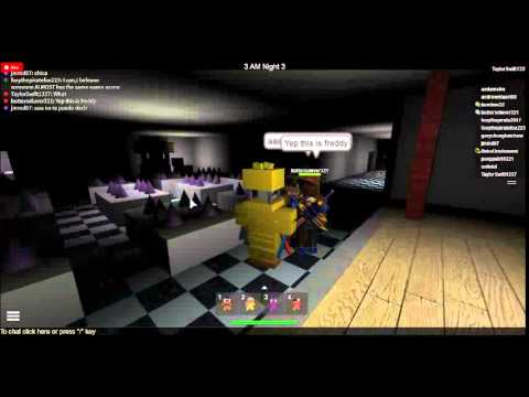 Roblox fnaf and nyan cat youtube