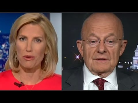 LAURA IINGRAHM COMES FORWARD SENDS JAMES CLAPPER AND REST STRAIGHT WITH NEW REVALATION!