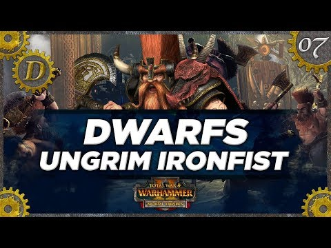 Mortal Empires Ungrim Ironfist Dwarfs Campaign E7 Is it worth Playing? Total War Warhammer 2 Review