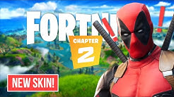 DEADPOOL VOICE TROLLING ON FORTNITE | EPISODE 5 (DEADPOOL SKIN)