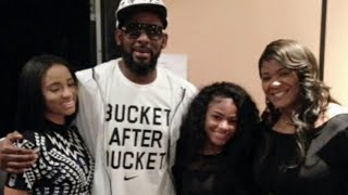 Parents Claim Their Kids Are Part of a Cult Led By Singer R. Kelly