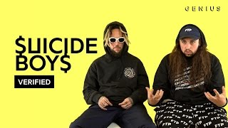 "$UICIDEBOY$ ""Paris"" Official Lyrics & Meaning 