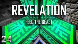 FTB Revelation EP24 Quantum Quarry + AE2 Stuff