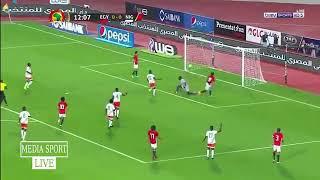 اهداف مباراة مصر و النيجر 6_0 اليوم 8-9-2018 علي محمد علي