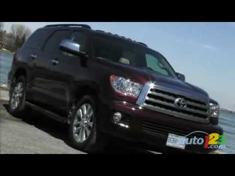 2008 toyota sequoia limited review by youtube. Black Bedroom Furniture Sets. Home Design Ideas