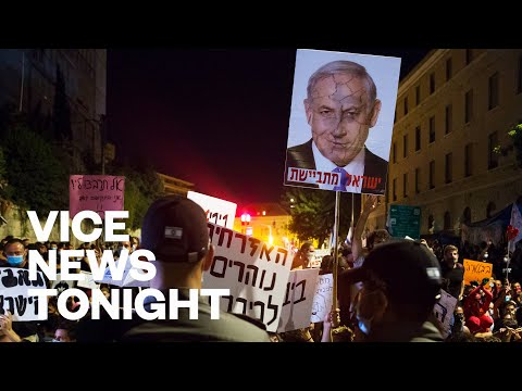Israelis Are Protesting Netanyahu Like Never Before