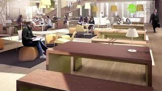 Exeter University Sol Komfort Interiors