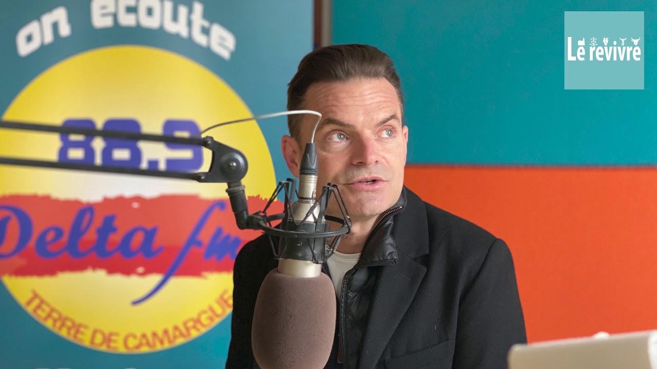 L'interview de Cédric Bonato, tête de liste Le Revivre.