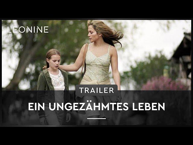 Ein ungezähmtes Leben - Trailer (deutsch/german)