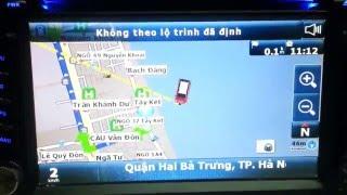 Đầu DVD cho ô tô liền màn hình có GPS, Đầu DVD 1 DIN cho ô tô, màn hình camera lùi cho ô tô.
