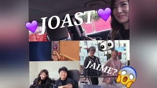 JOAST go shopping for toast | Fed trolling again | WHO IS THAT GUY WITH JAIME | 1000 Iq JOAST