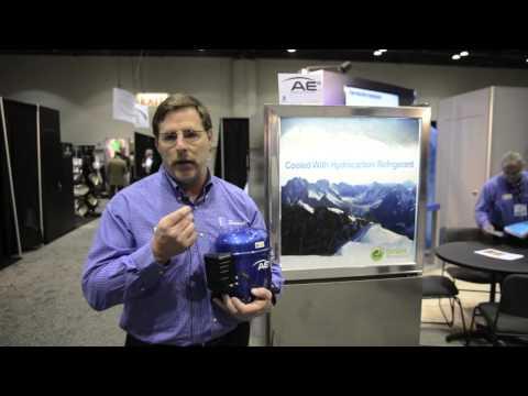 Tecumseh hydrocarbon cooler at NAFEM 2013