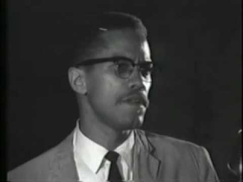 Malcolm X - By Any Means Necessary - Organization for Afro American Unity