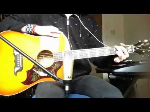 Front Porch Step - A Lovely Mess Acoustic Guitar Cover