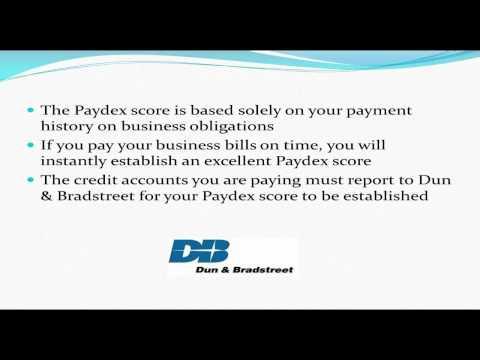 Paydex Score