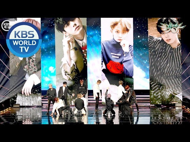 [FOCUSED] Wanna One - Spring breeze [Music Bank / 2018.11.30]