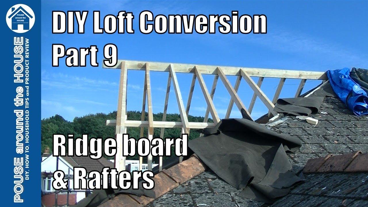 Loft conversion Part 9