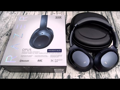 """razer-opus-active-noise-cancelling-headphones-""""real-review"""""""