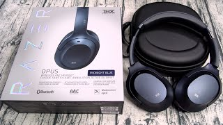 """Razer Opus Active Noise Cancelling Headphones """"Real Review"""""""