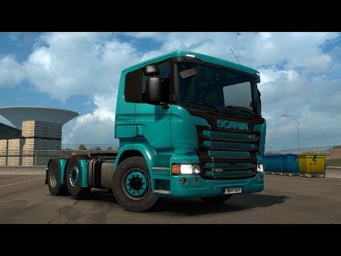 Euro Truck Simulator 2 - Scania P Series - Test Drive Thursday #118