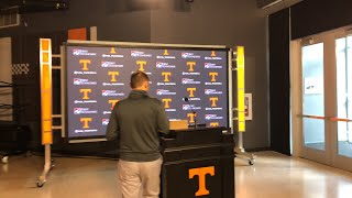Tennessee Football: What Jeremy Pruitt had to say to kickoff South Carolina week