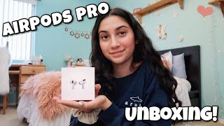 AirPods Pro UNBOXING!
