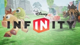 Walking Through The Toy Box - Disney Infinity