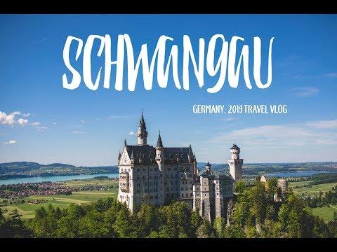 We Visited Neuschwanstein Castle In Schwangau Germany