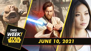 Obi-Wan Enters the Game, Learn How to Speak Wrecker, and More!