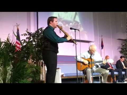 Amazing Grace on High Spirits Flute w/guitar
