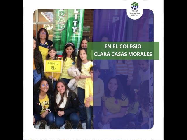 Colegio Clara Casas Morales - Inscripciones CCCM