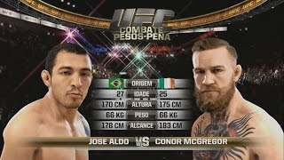 UFC: Xbox One - José Aldo vs Conor McGregor