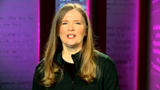 Suzanne Collins speaks on her love of writing and reading!