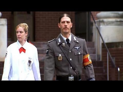 This is What Happens When You Wear a Nazi Uniform in Court