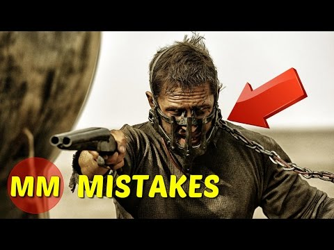 10 MAD MAX FURY ROAD MOVIE MISTAKES You Didn't Notice |   Mad Max Fury Road MISTAKES