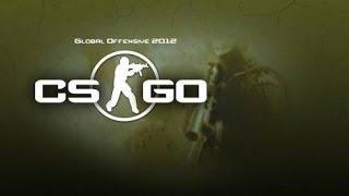 Один из способов тренировки стрельбы в CS GO(Из мастерской Steam скачайте карту