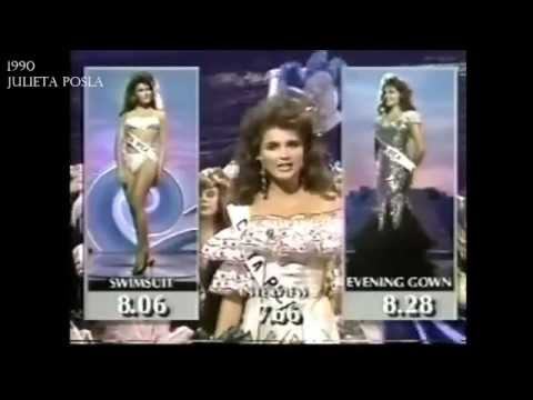 Opening's Miss Costa Rica Universe