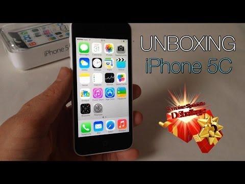 UNBOXING de l'iPhone 5C d'Apple ! - Semaine Spéciale Déballage