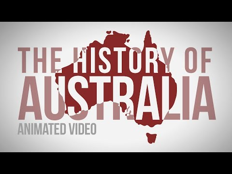The History of Australia - Animated Video