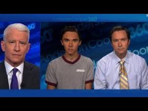 School shooting survivor knocks down 'crisis actor' claim
