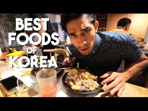 Exploring the Best Foods of Korea (Korean FoodTrip)