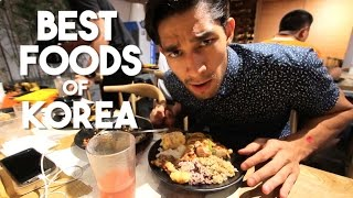 Exploring the Best Foods of Korea (Korean FoodTrip)