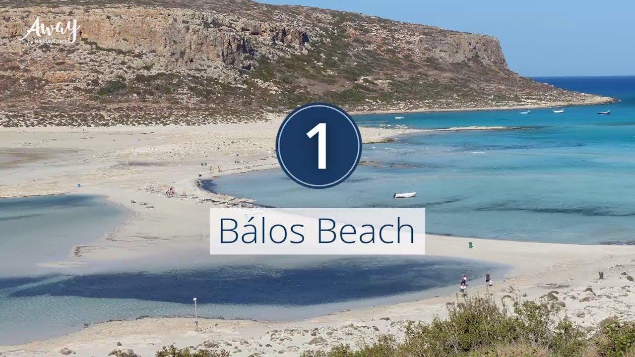 Die 10 Schönsten Strände Auf Kreta Holidaycheck Youtube