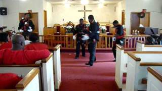 Anointed Sons Of God Priase Dance (Angela Spivey - These Thorns