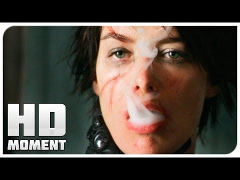 Дредд казнил Маму - Судья Дредд 3D (2012) - Момент из фильм