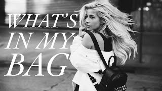 EPIC WHAT'S IN MY BAG | Evelina