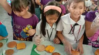 Grade 1 Camia Burger making DCES