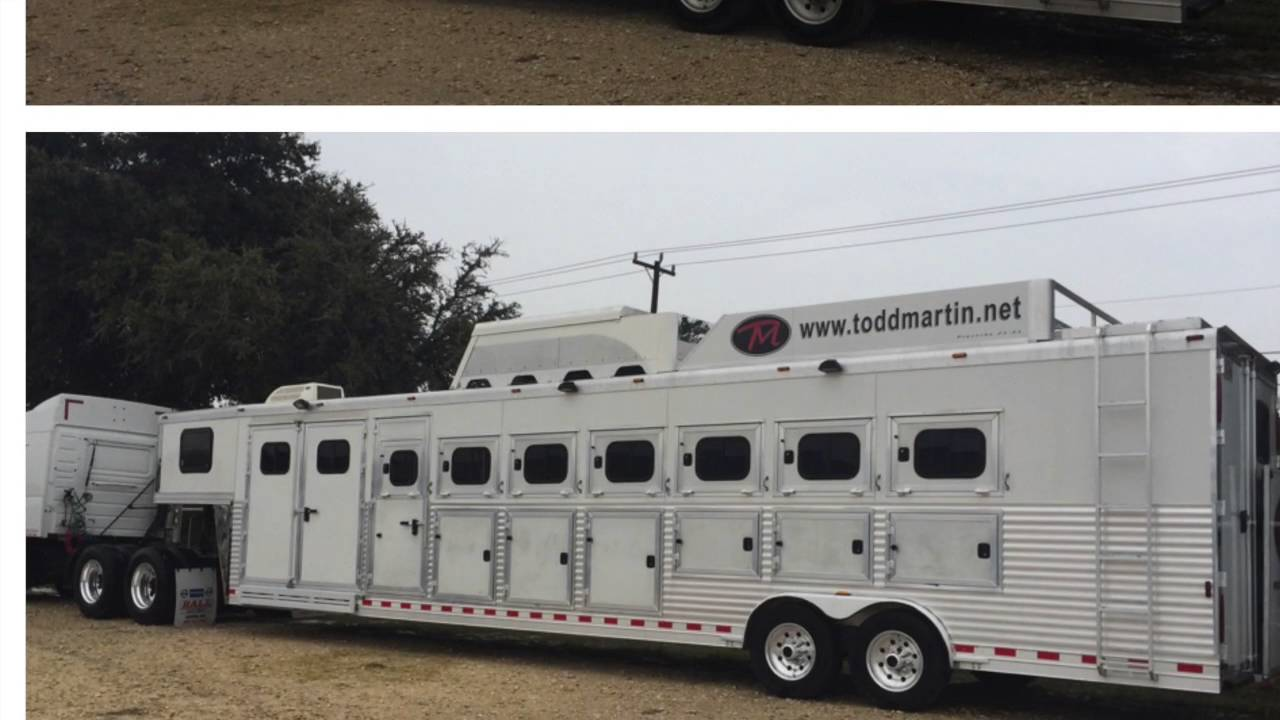 Horse Trailer Washing Texas Acid Washing Aluminum Brightener
